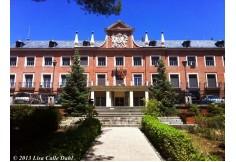 Centro Escuela Técnica Superior de Ingenieros de Montes de la UPM España Colombia