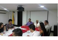 Escuela de Protocolo y Glamour - Luz Marina Riascos Colombia Centro
