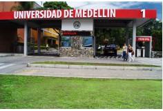 Universidad de Medellín Antioquia Centro Foto